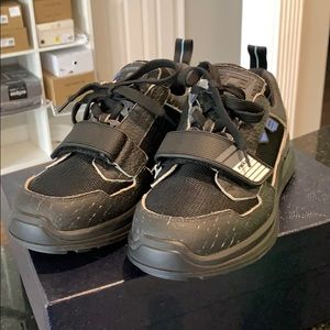 Other - Prada workleather shoes